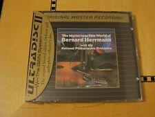The Mysterious Film World of Bernard Herrmann - MFSL Gold Audiophile CD SEALED
