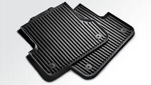 Audi A3 Typ 8V Gummimatten für hinten / 8V0061511A 041