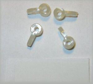 """Du-Bro 557 3/32"""" E/Z Adjustable Horn Bracket For 4-40 Thread"""