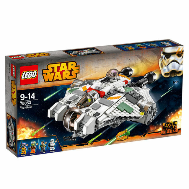 LEGO 75053 StarWars The Ghost von privat  -  NEU & OVP