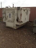 Military Shelter, Truck Mounted S-250/G Used