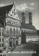 Kirchenführer St. Michael / München, 6. Auflage 1971