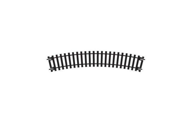 HORNBY R606 00 SCALE CURVE: 2ND RADIUS TRACK
