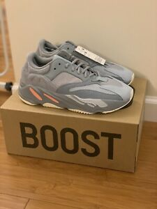 0a260a0c7 Image is loading ADIDAS-YEEZY-700-INERTIA-EG7597-Size-9-100-