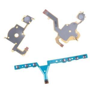Clavier-Gauche-et-Droit-Bouton-avec-Cable-Souple-Ruban-Circuit-pour-PSP-3000