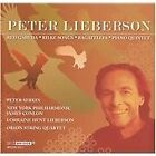 Peter Lieberson - : Red Garuda; Rilke Songs; Bagatelles; Piano Quintet (2010)