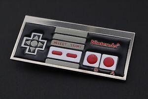 ... NINTENDO-NES-CONTROLLER-metal-boucle-de-ceinture-SNES 142e55b9bd7