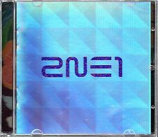 2ne1 –To Anyone 1ST Album *PROMO CD* Free Shipping