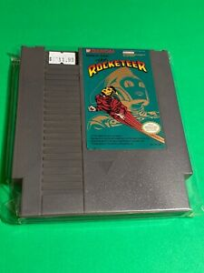 WORKING-NINTENDO-NES-SUPER-RARE-GAME-CARTRIDGE-BANDAI-ROCKETEER-MOVIE