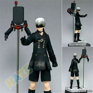 Game-NieR-Automata-9S-YoRHa-No-9-S-PVC-Action-Figure-Statue-Model-Toy-Collection