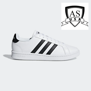 Details about Adidas Men's Grand Court Tennis classic Shoes F36392 White Black Size 7 NEW