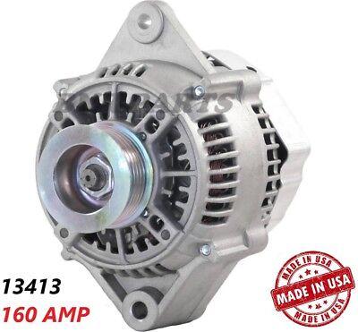 120 AMP 13497 Alternator Lexus Toyota Land Cruiser LX450 High Output Performance