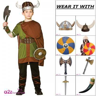 Boy Boys Ninja Warrior World Book Day Fancy Dress Costume Various Sizes