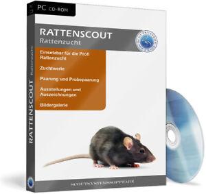 Elevage de rats, logiciel Pour les éleveurs de rats, ascendance, accouplement, vente, coût