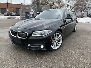 2015 BMW 5 Series 535d Executive package