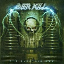 OVERKILL - THE ELECTRIC AGE (NEW CD)