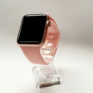 Apple Watch Series 2 42mm Pink With Sport Band 17 Ebay