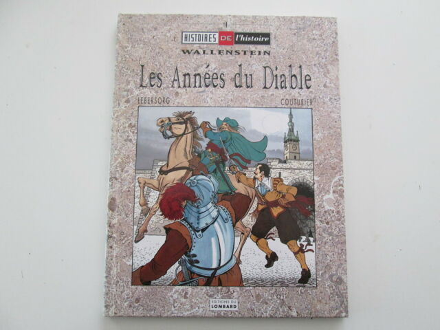 WALLENSTEIN LES ANNEES DU DIABLE EO1991 TBE/TTBE EDITION ORIGINALE