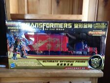 Transformers DOTM Dark Of The Moon Year Of Dragon Ultimate Optimus Prime MISB