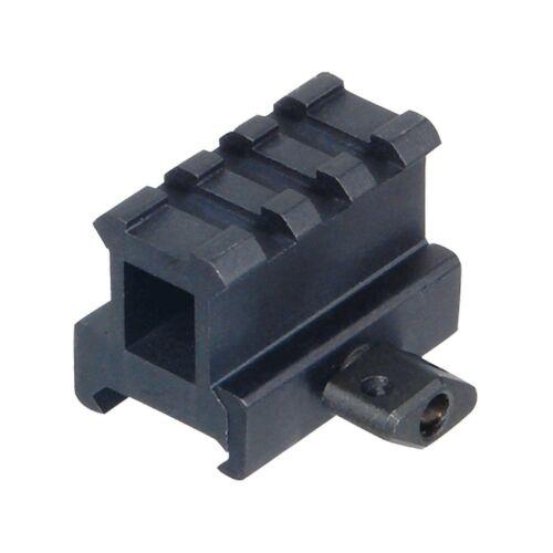 "1/"" High 3 Slots UTG MNT-RS10S3  Hi-Profile Compact Riser Mount"