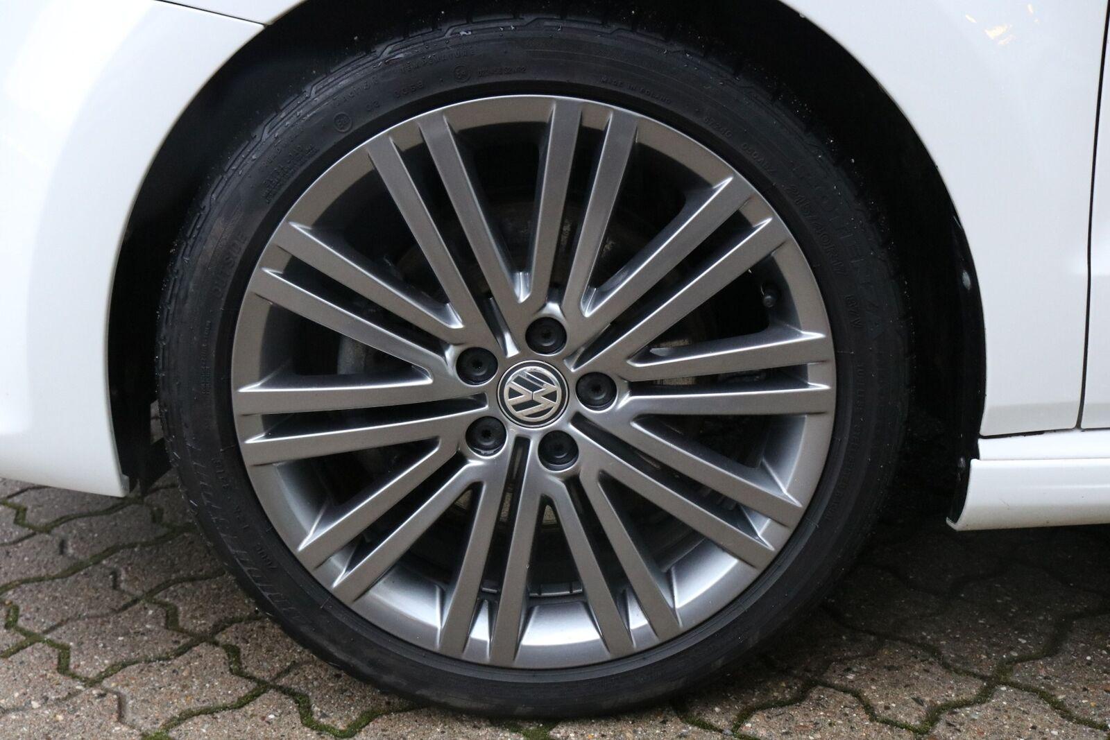 VW Polo TSi 150 BlueGT DSG