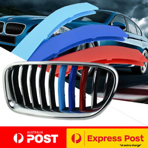 BMW-M-Grille-Cover-Strips-Clip-Trim-Front-Kidney-BMW-X3-G01-X4-G02-2018-9-M40i