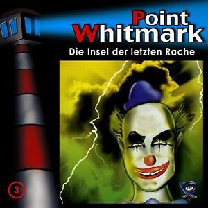 POINT-WHITMARK-03-DIE-INSEL-DER-LETZTEN-RACHE-CD-NEU-VOLKER-SASSENBERG