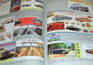 ISUZU-PASSENGER-CARS-1922-2002-book-frmo-Japan-Japanese-GEMINI-BELETT-0799