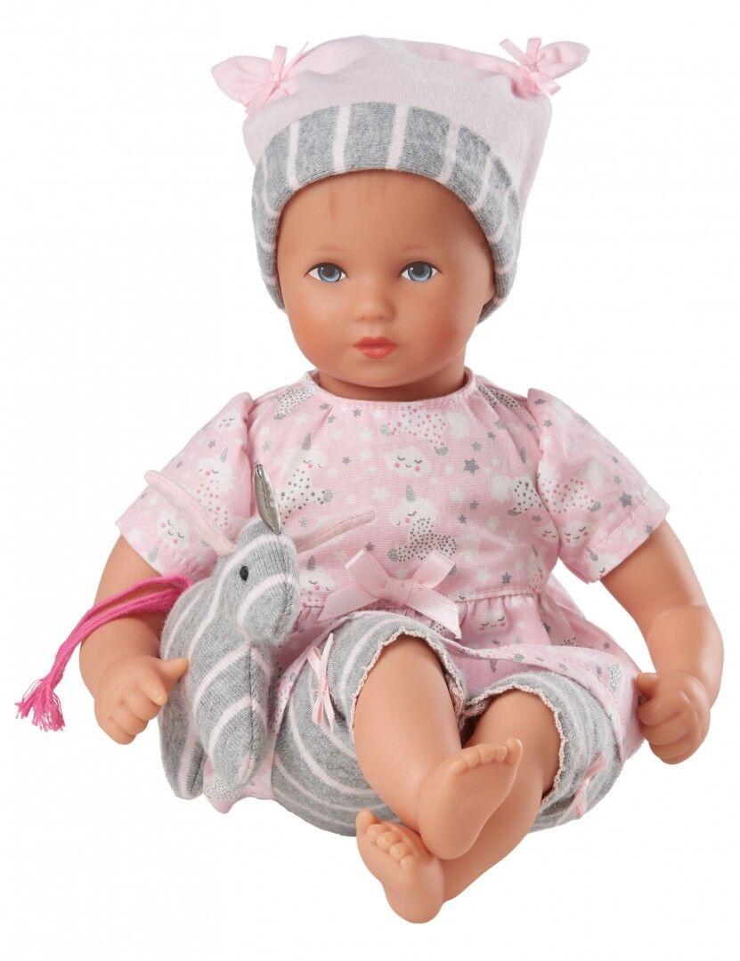 Käthe Kruse Mini Bambina Celina Puppe Minipuppe Puppenbaby Puppenspiel Einhorn