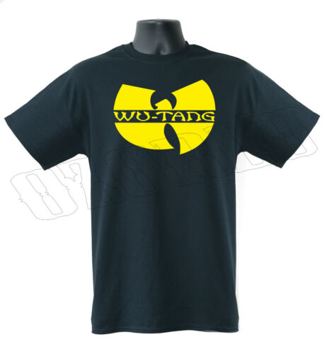 Wu Tang Clan Inspired Hip Hop Rap Music Summer Festival Funny Mens T-Shirt S-XXL
