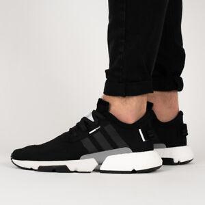 ADIDAS ORIGINALS POD S3.1 Men's Shoes Size 11 New Tags Boost blacksilver