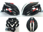 NEW Giro bicycle Road Cycling MTB Bike Helmet size M 54-59cm black+red+White box