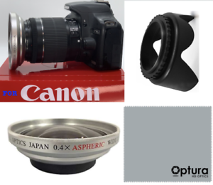 X40-220-EXTREME-SPORTS-FISHEYE-LENS-FOR-CANON-EOS-REBEL-SL1-SL2-SL3-80D-70D-60D