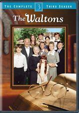 THE WALTONS COMPLETE SEASON 3 New Sealed 5 DVD Set