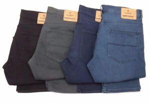 Mens-M-amp-S-slim-fit-travel-stretch-jeans-CUT-LABEL-RRP-35-MS33
