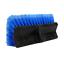 "2X 10/"" Heavy-Duty Tri-Angle Wash Brush Head Soft Brush Carcare Car Truck Boat RV"