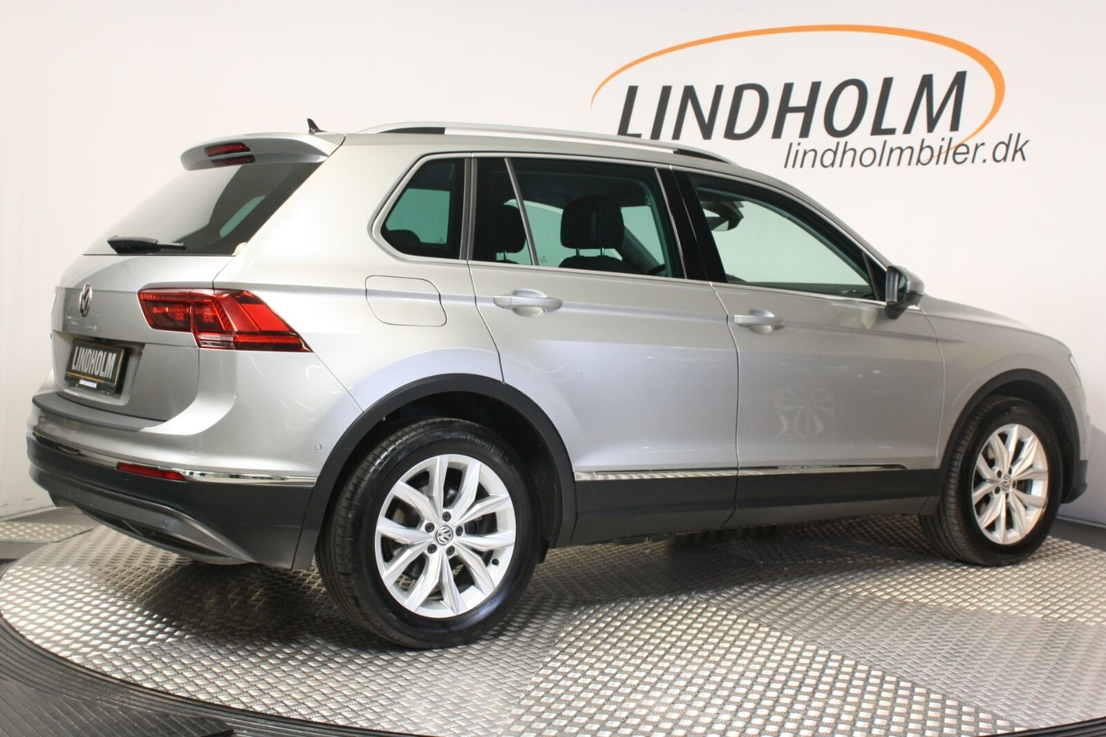 VW Tiguan TDi 150 Highline DSG