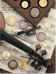 Jascha Heifetz Collection Auction Catalog Coins Currency Us Gold Pattern Coinage Ebay