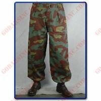 WW2 German Luftwaffe Italian Camo Tropical Trousers XXL