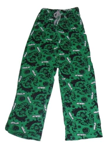 Mens Green Xxl Lounge L M S Xl Pants Hulk Marvel Incredible UfCFBg