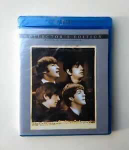 The-Beatles-A-Hard-Day-039-s-Night-Collector-039-s-Edition-Blu-Ray-Bluray-New-Sealed