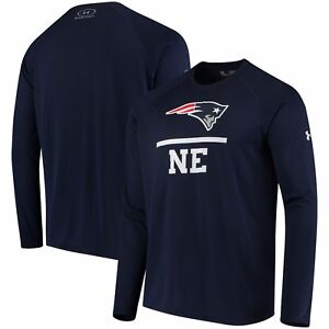 Image is loading New-England-Patriots-Under-Armour-Combine-Authentic-Lockup- 84de4a9ed