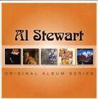 AL STEWART - ORIGINAL ALBUM SERIES 5 CD NEU