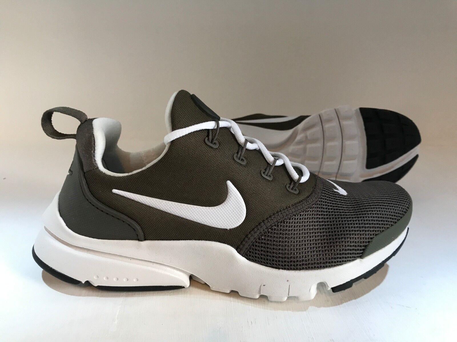 Nike Presto Fly (GS) UK Khaki Grün / Weiß UK (GS) 3.5 US 4Y EUR 36 10f73e
