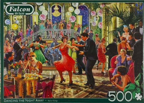 Falcon 500 pieces DANCING THE NIGHT AWAY