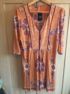 NWT-Gorgeous-NEXT-Smock-Dress-Top-size-20