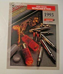 Intelligente Nos Vintage 1993 Winchester Ammunition Reloading Guide Manual Catalog ~ L@@k ~ Magasin En Ligne