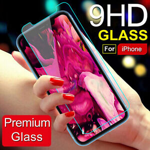 For-Apple-iPhone-11-Pro-Max-2019-Premium-Tempered-Glass-Screen-Protector-Film-UK