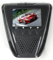 Hd 1080p Police Dash Camera G-sensor Motion Record Window Mount Lcd Car Cam 32gb
