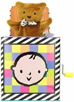 Amazing Baby Jack In The Box Musical Toy , New, Free Shipping on sale